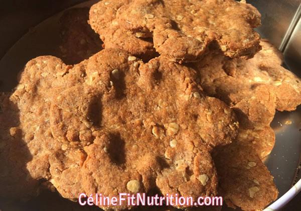 Biscuits petit déjeuner façon Belvita healthy et vegan