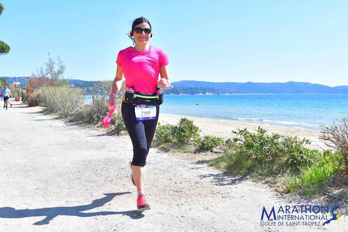 Je suis marathonienne ! (récit du marathon du Golfe de Saint-Tropez 2019)